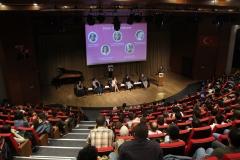 Dr. Andrew NG ile Pie & AI Etkinliği, Herkes için Yapay Zeka Paneli - Bahçeşehir Üniversitesi